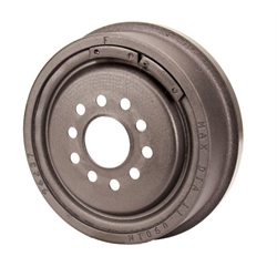 Currie 96237 11 Inch Replacement Brake Drum for 9-Plus Kits