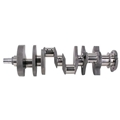 Scat 440076 421 Chevy 4340 Forged Crankshaft, 3.875 Stroke, 400 Main