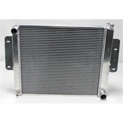 Garage Sale - AFCO Direct Fit 1964-37 Pontiac GTO Aluminum Radiator, No Trans Cooler