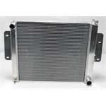 Garage Sale - AFCO Direct Fit 1964-37 Pontiac GTO Aluminum Radiator, No Trans Cooler