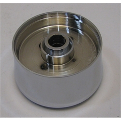 Garage Sale - Chrome Aluminum Steering Wheel Adaptor
