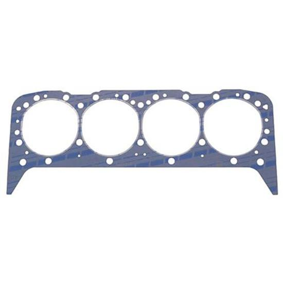 "2012 Lincoln Mkt Head Gasket: New Fel-Pro SBC Head Gasket, 0.015"" Embossed Shim, Small"