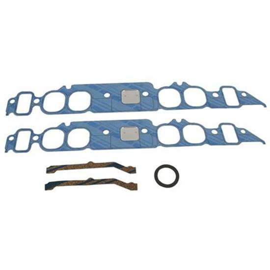 Fel-Pro Gaskets 1210 Big Block Chevy Intake Manifold Gaskets, Oval