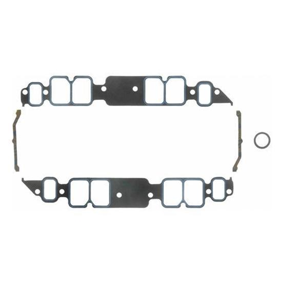 Fel-Pro Gaskets P1211 B/B Chevy Intake Manifold Gaskets, Rectangle