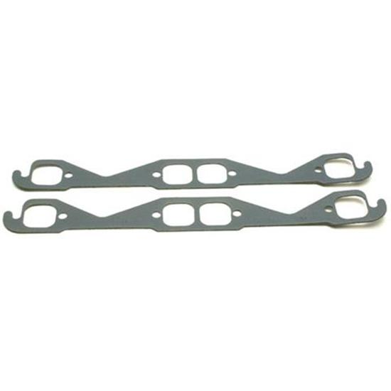 Fel-Pro Gaskets 1404 Small Block Chevy Square Port Exhaust Header Gaskets