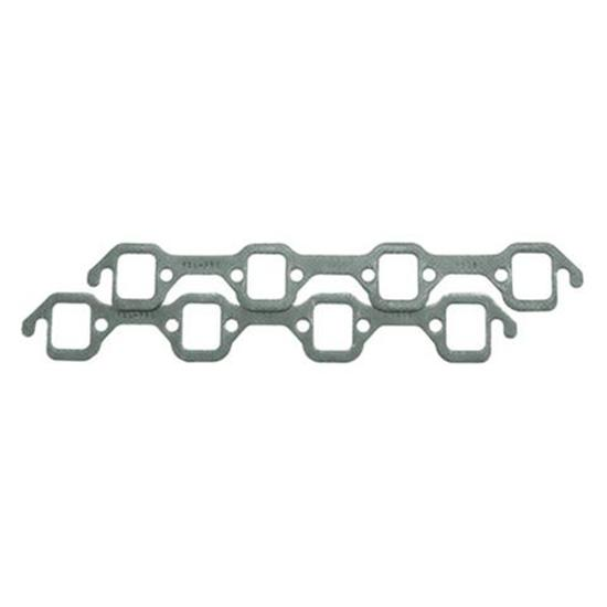 Fel-Pro 1415 62-93 S/B Ford Exhaust Header Gaskets, 1.25 x 1.48 Port
