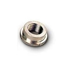 AFCO 80128X5 Aluminum Weld-On Female Fitting, 1/4 Inch NPT Thread