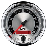Auto Meter 1288 American Muscle Air-Core Speedometer Gauge
