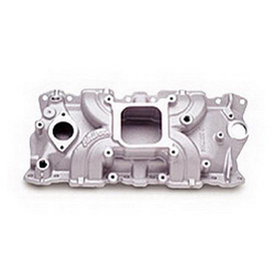 Edelbrock 50011 Torker II Series Intake Manifold, Small