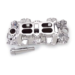Edelbrock 54094 Performer RPM Dual-Quad Air-Gap Intake Manifold