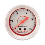 Longacre 46506 AccuTech Sportsman Mechanical Fuel Pressure Gauge