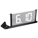 Lokar 1110137 Adjustable Angle Mount for Mega Dial-In Board - Black