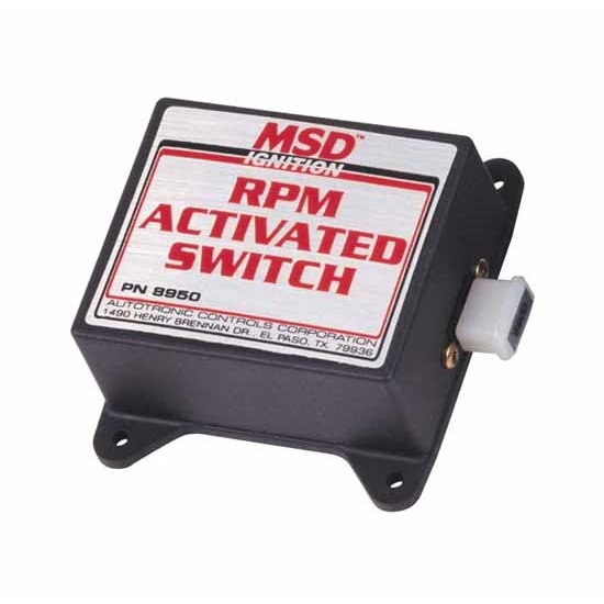 msd 8950 rpm activated switch free shipping speedway motors