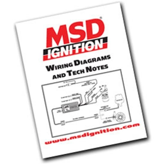 msd muscle car shipping speedway motors msd 9615 wiring diagrams and tech notes