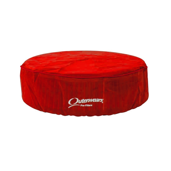 Outerwears Air Cleaner Pre Filter - 14 Inch X 4 Inch