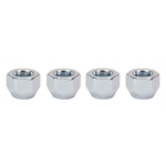 Gorilla Automotive 70077B 7/16 Inch-20 Open Rally Wheel Style Lug Nuts