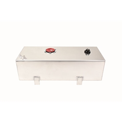 T-Bucket Aluminum Fuel Tank, 14 Gallon Capacity