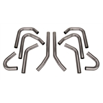 Assorted Header Tubing Exhaust Bends, 1-7/8 Inch