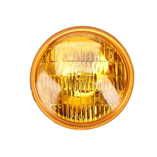 Replacement 6 Volt Vintage Style Fog Light Bulb Amber Lens Ebay