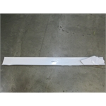 Garage Sale - IMCA Northern Sport Mod Rear Spoiler, White