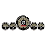 Auto Meter 1100 Cruiser AD 5 Piece Gauge Kit