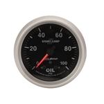Auto Meter 7653 2-5/8 Inch Oil Pressure Gauge