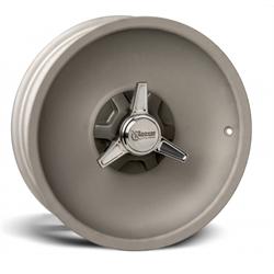 Rocket Racing Wheels Solid Wheel, 16 x 5, 5 on 4.5, 1.875 Inch Backspace