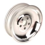 Rocket Racing Wheels Solid Wheel, 16 x 5, 5 on 4.5, 1.875 Inch Backspace