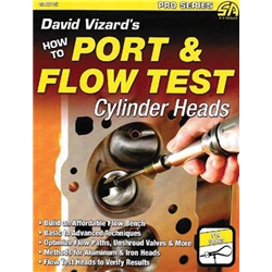 Book/Manual - David Vizard's How to Port & Flow Test Cylinder Heads