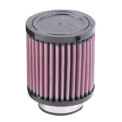 K&N Filters RD-0700 4 Inch Single Stack Injector Air Filter 2-1/2 Inch