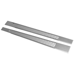 Lokar DSP-2005 Goolsby 1932 Ford Roadster Door Sill Plates, Mother of Pearl