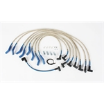 Taylor Cable 80604 8MM Shielded SST Ignition Wire Set, GM HEI/BB, 135