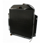 Walker BZ-556-1 Z-Series 1953-56 Ford F100 Radiator for Ford Engine
