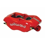 Wilwood 120-6816-RD Forged Dynalite Red Caliper, 1.75 / .81 Inch