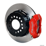 Wilwood 140-2115-R FDL Rear Brake Kit, Big Ford 2.36 Off