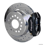 Wilwood 140-7140-Z FDL Rear Brake Kit, New Big Ford 2.50 Off
