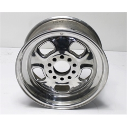 "Garage Sale - Weld Racing 93-57348 Rodlite Wheel, 15X7, 4-1/2"" Backspace"
