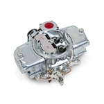 Speed Demon 1282010VE 650 CFM 4 Barrel Carb, Vacuum Secondary-Electric