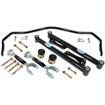 Classic Performance 6467RTCA-KB 1964-1967 GM A-Body Tube Trailing Arm Kit