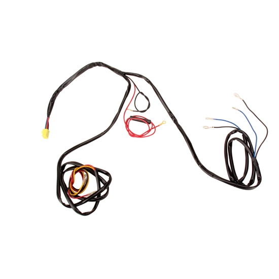 12 Volt Fog Lamp Wiring Harness Kit