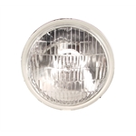Replacement 12 Volt Vintage Style Fog Light Bulb, Clear Lens