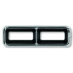 OER 5959942 Tail Light Housing Bezels, 1968 Camaro, RH Side, Each