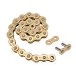 M&W CH520ERT2G-130 520 Gold Chain, 130 Links