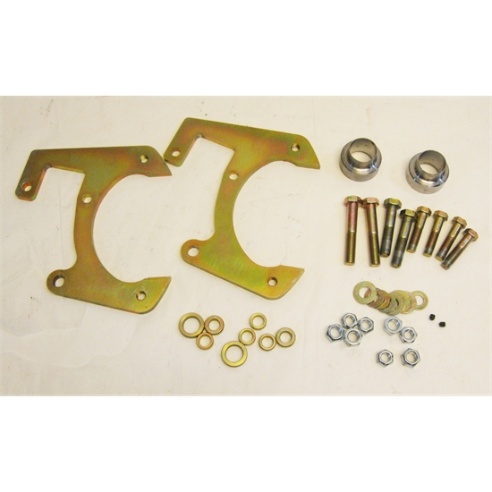 Garage Sale - 1947-49 Basic Chevy Pick-Up Brake Kit, 5 x 4-3/4""
