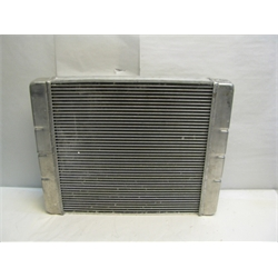 Garage Sale - Speedway 24 Inch Double Pass Aluminum Radiator, Chevy