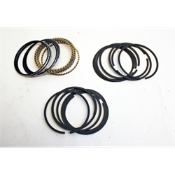 Garage Sale - 40 Over Speedway Plasma Moly Piston Rings, 4.00 Bore, Style C