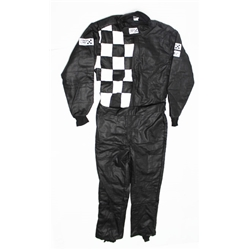 Garage Sale - Finishline One Piece Double Layer Racing Suit, Size Large