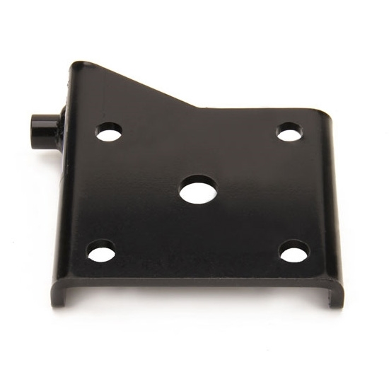 AFCO 20249 Lower Leaf Spring Shock Mount Plate, LH