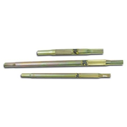 AFCO Swaged Steel Tube 7/8 Inch O.D. (5/8) Inch, 12 Inch Long