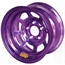 Aero 58-985040PUR 58 Series 15x8 Wheel, SP, 5 on 5 Inch, 4 Inch BS